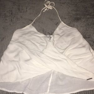 Abercrombie & Fitch halter blouse
